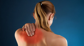 Back pain? Neck tension?