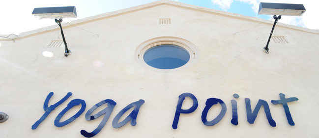 yoga point center