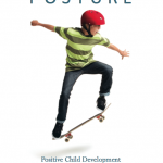 Playing with posture book - Alexander Technique book for parents on maintaining children's good posture