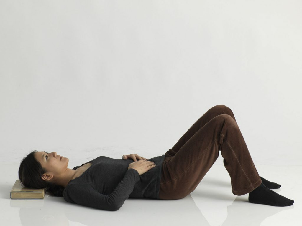 Lying Down the Alexander Technique way: semi-supine